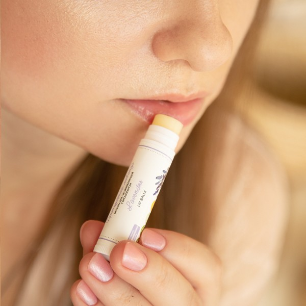 Подарочный набор бальзамов для губ L'amour